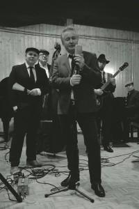 Jukka Kuoppamäki & Pieni Joukko. Kuva: Hans Andersson