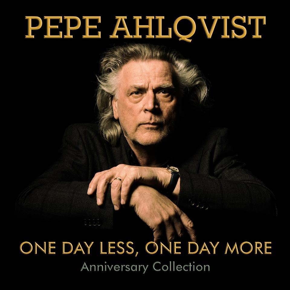 Pepe Ahlqvist levy