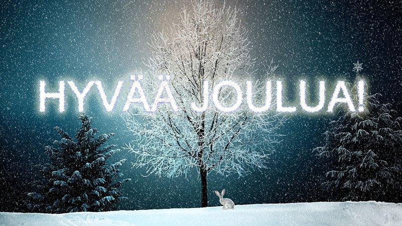 Hyvää Joulua Huumori